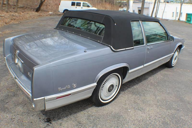 1991 Cadillac Deville Base 2dr Coupe, available for sale in Waterbury, Connecticut   Sphinx Motorcars. Waterbury, Connecticut