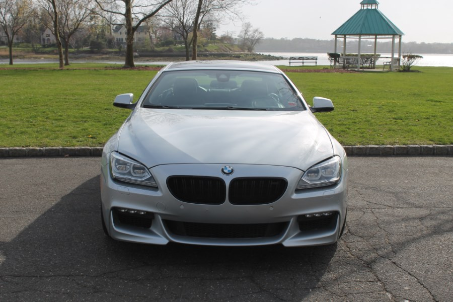 2015 BMW 6 Series 4dr Sdn 640i xDrive AWD Gran Coupe, available for sale in Great Neck, NY