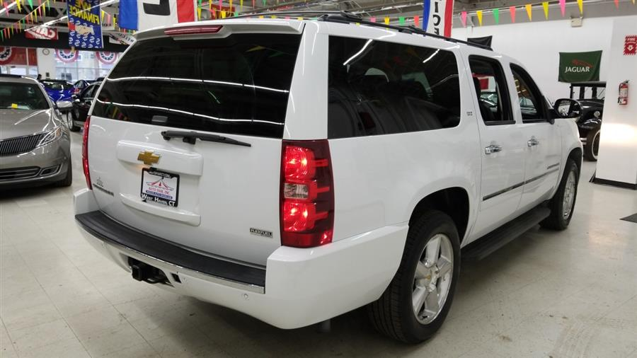 2009 Chevrolet Suburban 4WD 4dr 1500 LTZ, available for sale in West Haven, CT
