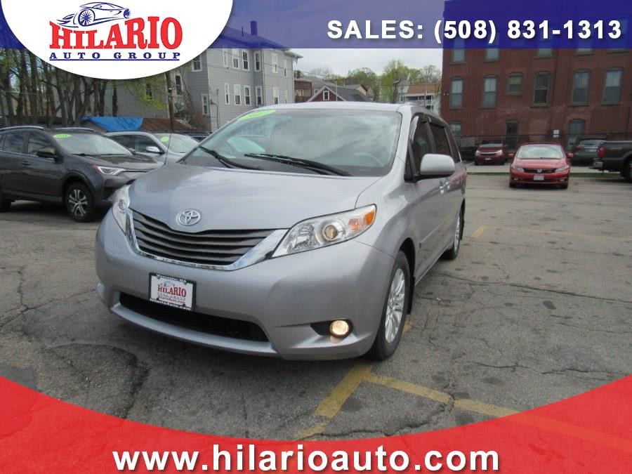 Used 2012 Toyota Sienna in Worcester, Massachusetts | Hilario's Auto Sales Inc.. Worcester, Massachusetts