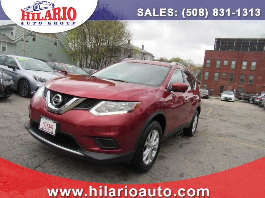 Used 2016 Nissan Rogue in Worcester, Massachusetts | Hilario's Auto Sales Inc.. Worcester, Massachusetts