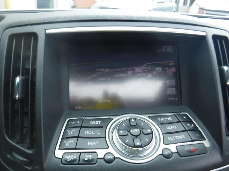 2013 Infiniti G37 Sedan 4dr x AWD, available for sale in Philadelphia, Pennsylvania   Eugen's Auto Sales & Repairs. Philadelphia, Pennsylvania
