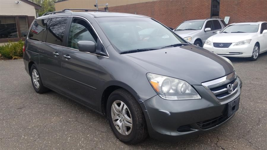 2007 Honda Odyssey 5dr EX, available for sale in Manchester, Connecticut | Best Auto Sales LLC. Manchester, Connecticut