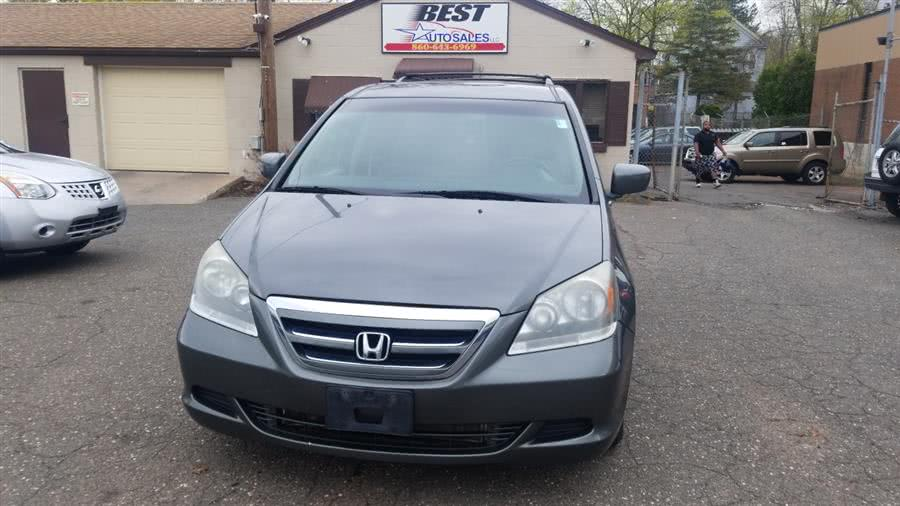 Used 2007 Honda Odyssey in Manchester, Connecticut | Best Auto Sales LLC. Manchester, Connecticut