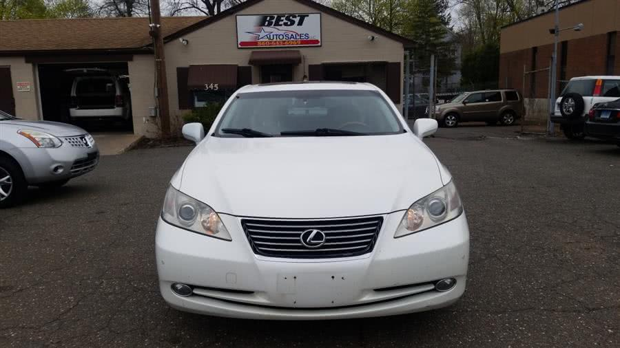 2009 Lexus ES 350 4dr Sdn, available for sale in Manchester, Connecticut | Best Auto Sales LLC. Manchester, Connecticut