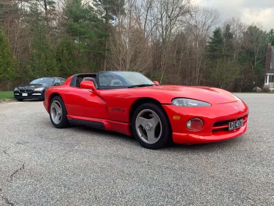 Used 1993 Dodge Viper in Charlton, Massachusetts | Gary Jackson Motors. Charlton, Massachusetts