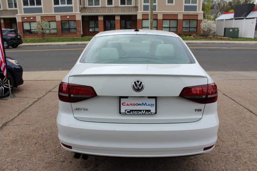 2016 Volkswagen Jetta Sedan 4dr Man 1.8T Sport PZEV, available for sale in Manchester, Connecticut | Carsonmain LLC. Manchester, Connecticut