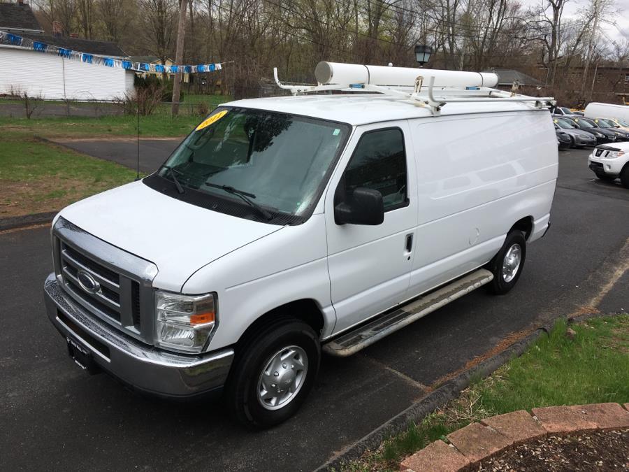 2011 Ford Econoline Cargo Van E-250 Commercial, available for sale in Bristol , Connecticut | CJ Auto Mall. Bristol , Connecticut
