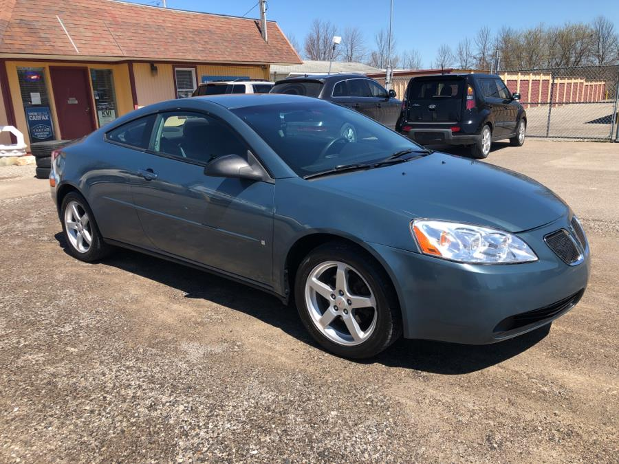 2006 Pontiac G6 2dr Cpe GT, available for sale in Davison, Michigan | KVI Motors. Davison, Michigan