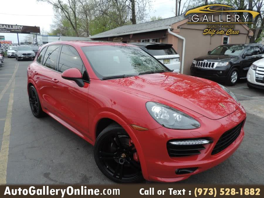 Used Porsche Cayenne AWD 4dr GTS 2014 | Auto Gallery. Lodi, New Jersey