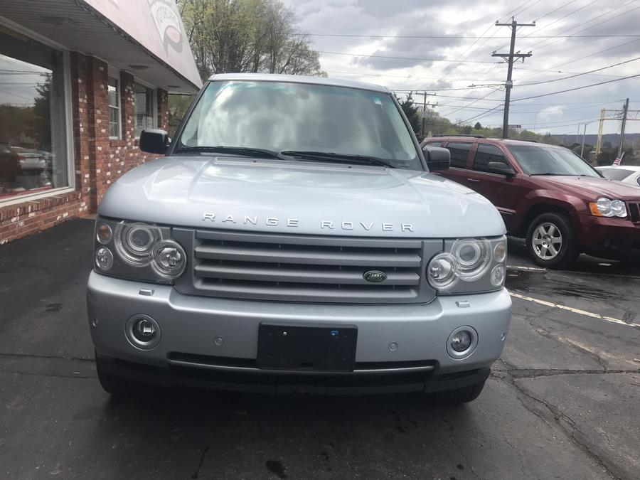 2009 Land Rover Range Rover 4WD 4dr HSE, available for sale in Naugatuck, Connecticut | Riverside Motorcars, LLC. Naugatuck, Connecticut
