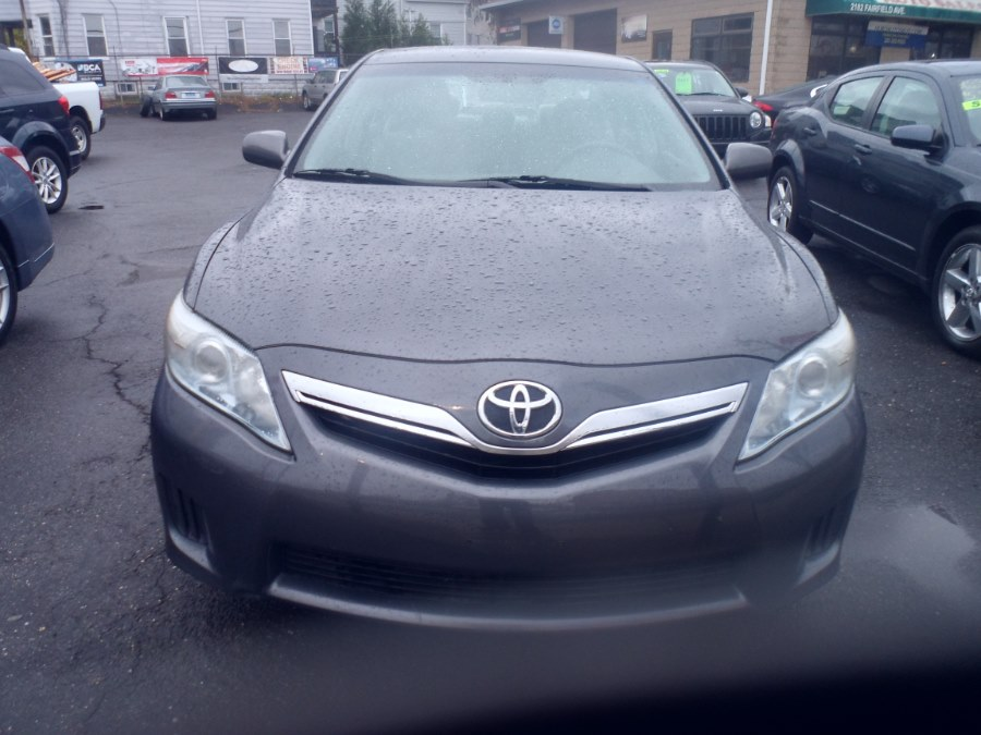 Used Toyota Camry Hybrid 4dr Sdn (Natl) 2010 | Hurd Auto Sales. Bridgeport, Connecticut