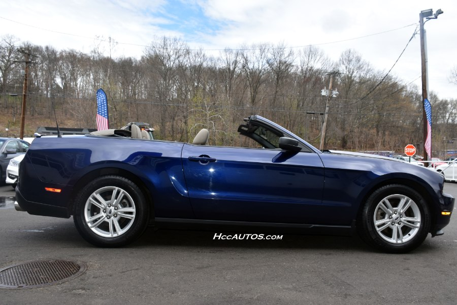 2011 Ford Mustang 2dr Conv V6, available for sale in Waterbury, Connecticut | Highline Car Connection. Waterbury, Connecticut