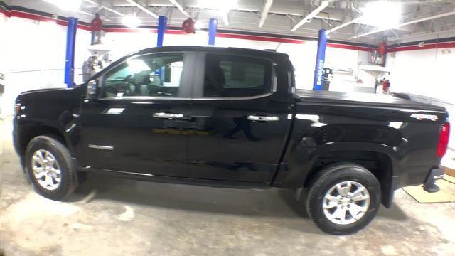2017 Chevrolet Colorado 4WD Crew Cab 128.3