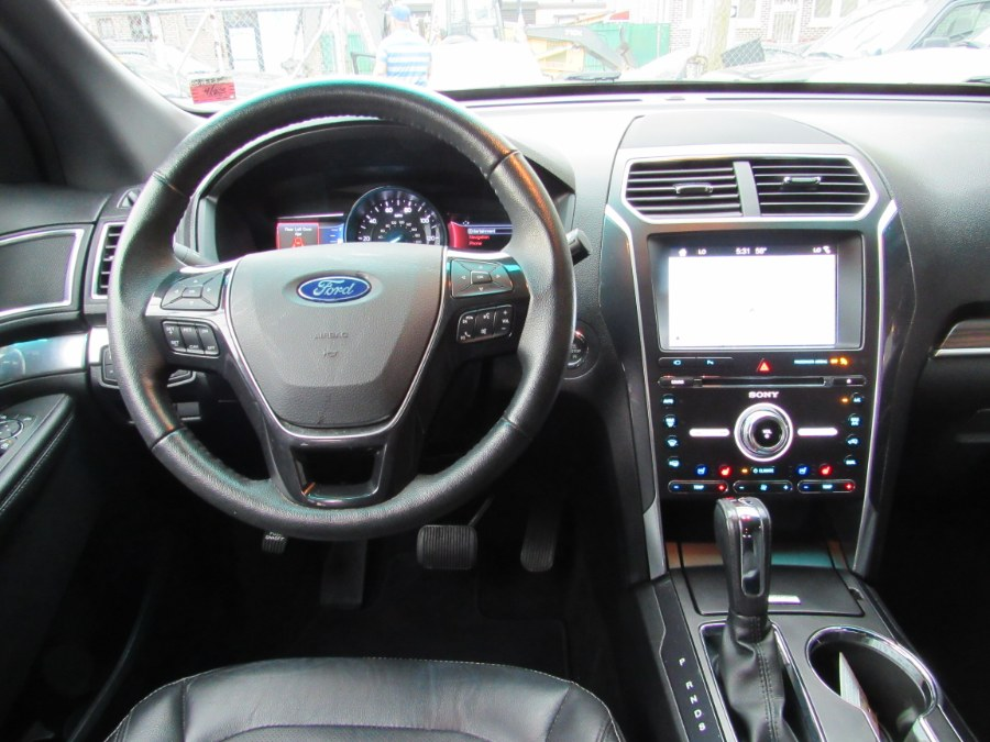 2017 Ford Explorer Limited Navi, available for sale in Middle Village, New York | Road Masters II INC. Middle Village, New York