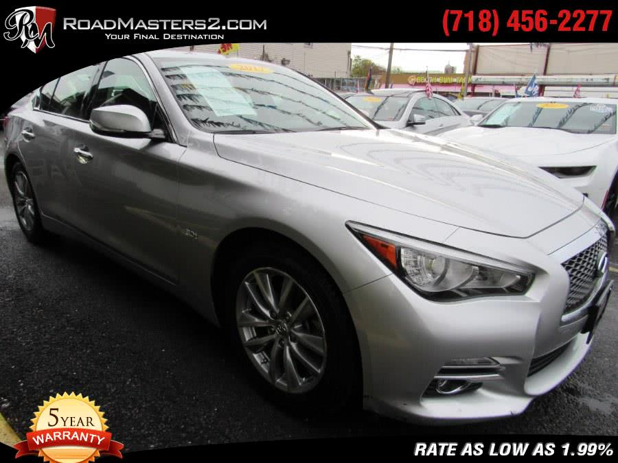 2017 INFINITI Q50 3.0t Premium, available for sale in Middle Village, New York | Road Masters II INC. Middle Village, New York