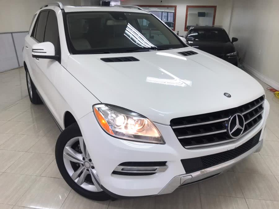 Used 2013 Mercedes-Benz M-Class in Bronx, New York | Luxury Auto Group. Bronx, New York