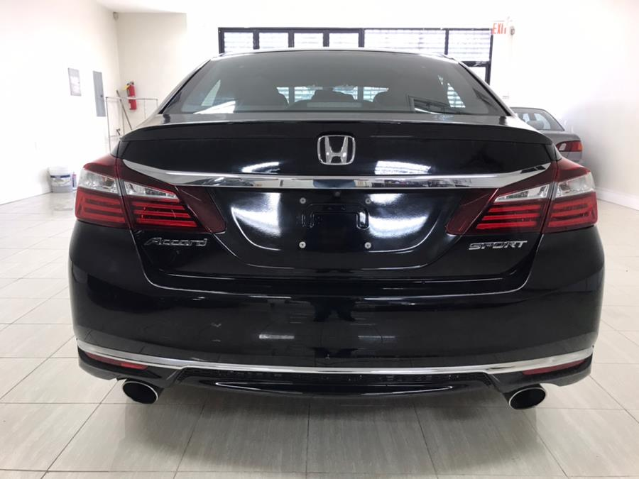 2016 Honda Accord Sedan 4dr I4 CVT Sport, available for sale in Bronx, New York | Luxury Auto Group. Bronx, New York