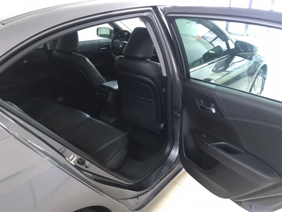 2014 Honda Accord Sedan 4dr I4 CVT EX-L, available for sale in Bronx, New York | Luxury Auto Group. Bronx, New York