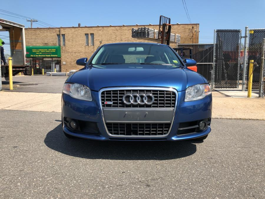 2008 Audi A4 4dr Sdn CVT 2.0T FrontTrak, available for sale in Franklin Square, New York | Signature Auto Sales. Franklin Square, New York