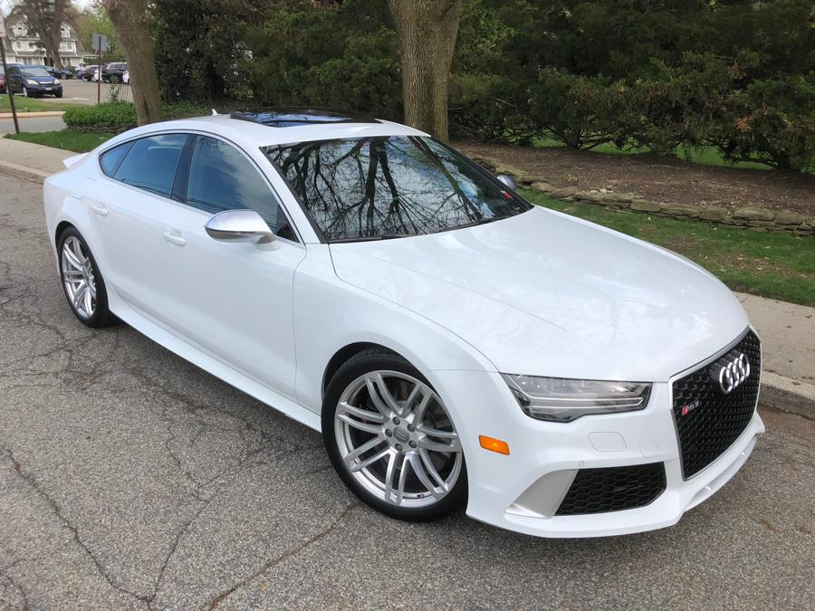 Used Audi RS 7 4.0 Prestige 2017 | Luxury Motor Club. Franklin Square, New York