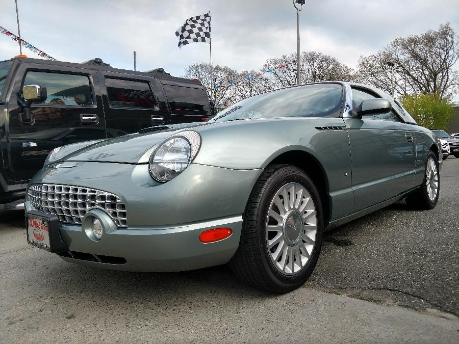 2004 Ford Thunderbird 2dr Convertible Pacific Coast Rdstr, available for sale in Wantagh, New York | Alpine Motors Inc. Wantagh, New York