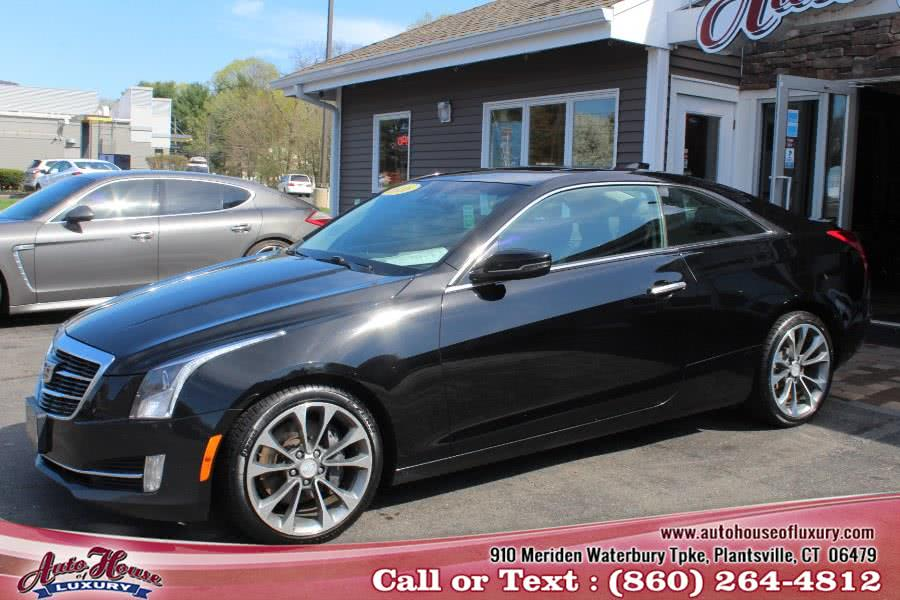 Used 2016 Cadillac ATS Coupe in Plantsville, Connecticut | Auto House of Luxury. Plantsville, Connecticut