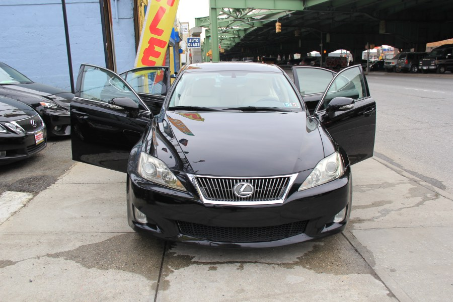 2009 Lexus IS 250 4dr Sport Sdn Auto, available for sale in Brooklyn, New York | Prestige Motor Sales Inc. Brooklyn, New York