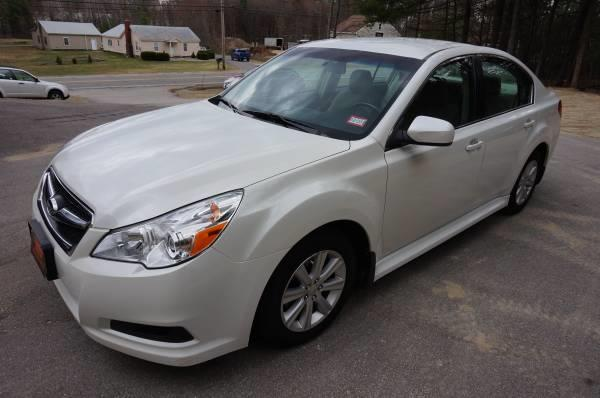 2012 Subaru Legacy 4dr Sdn H4 Auto 2.5i Premium, available for sale in Bow , New Hampshire | Extreme Machines. Bow , New Hampshire
