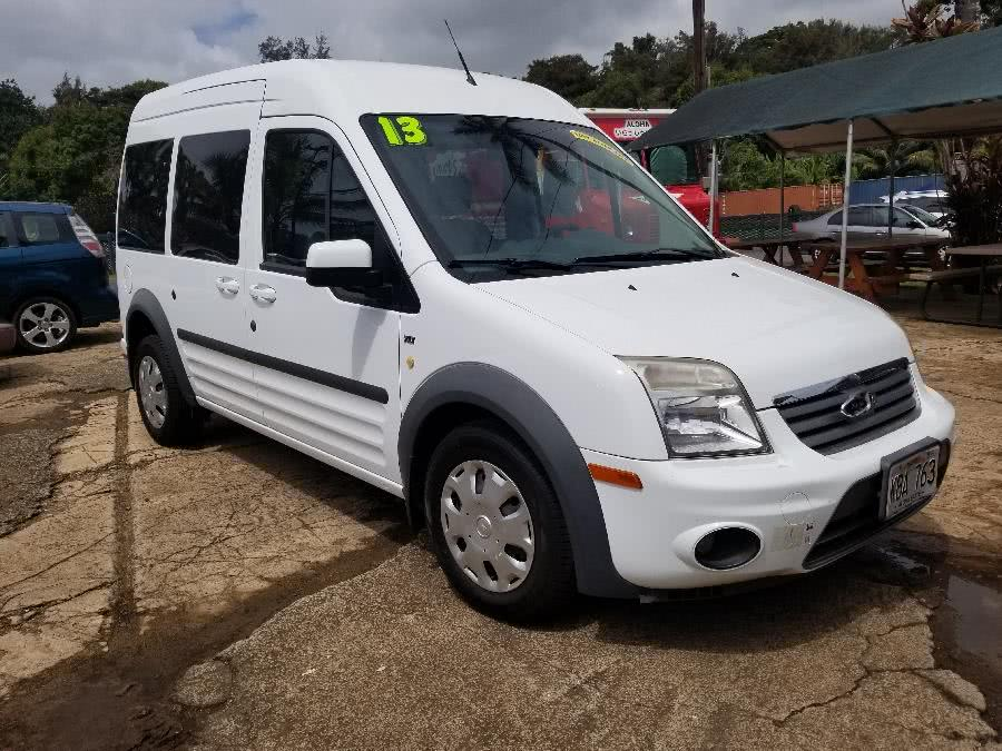 Used 2013 Ford Transit Connect in Lihue, Hawaii | Harbor Motors Inc. Lihue, Hawaii