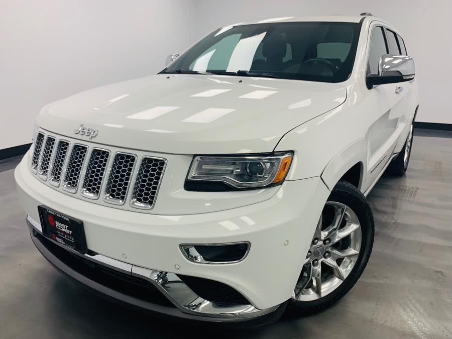 Used Jeep Grand Cherokee 4WD 4dr Summit 2014 | East Coast Auto Group. Linden, New Jersey
