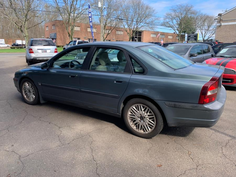 2002 Volvo S80 2.9 A SR 4dr Sdn w/Sunroof, available for sale in Cheshire, Connecticut | Automotive Edge. Cheshire, Connecticut
