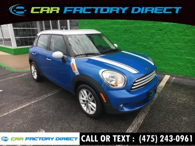 Used 2011 Mini Cooper Countryman in Milford, Connecticut | Car Factory Direct. Milford, Connecticut