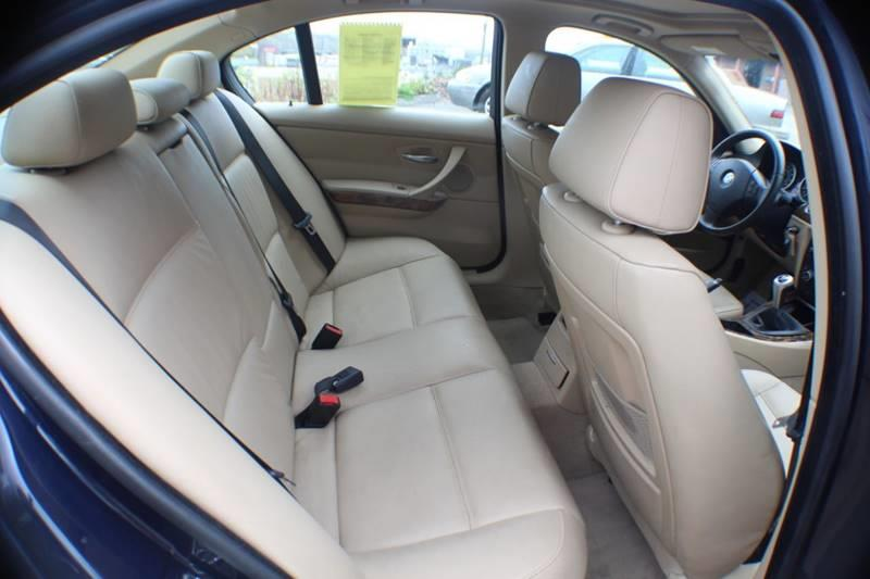 2008 BMW 3 Series 335xi AWD 4dr Sedan, available for sale in Waterbury, Connecticut | Sphinx Motorcars. Waterbury, Connecticut