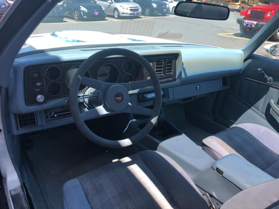 1979 Chevrolet Camaro 2dr Cpe Z28, available for sale in Waterbury, Connecticut   National Auto Brokers, Inc.. Waterbury, Connecticut