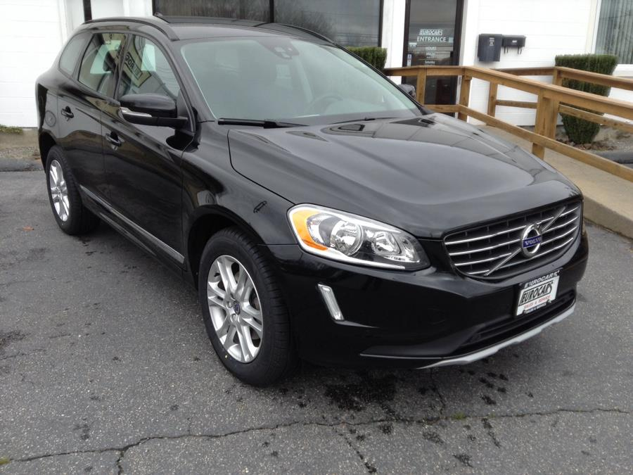 2016 Volvo XC60 FWD 4dr T5 Drive-E, available for sale in Groton, Connecticut | Eurocars Plus. Groton, Connecticut