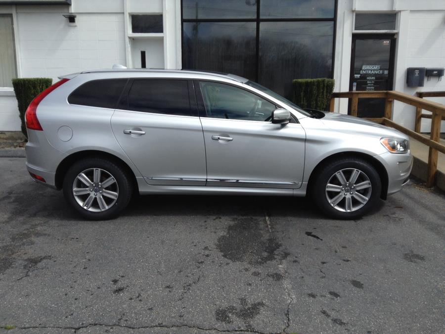 2017 Volvo XC60 T5 FWD Inscription, available for sale in Groton, Connecticut | Eurocars Plus. Groton, Connecticut