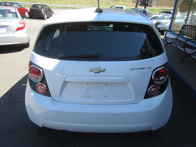 2015 Chevrolet Sonic 5dr HB Auto LT, available for sale in Meriden, Connecticut | Cos Central Auto. Meriden, Connecticut