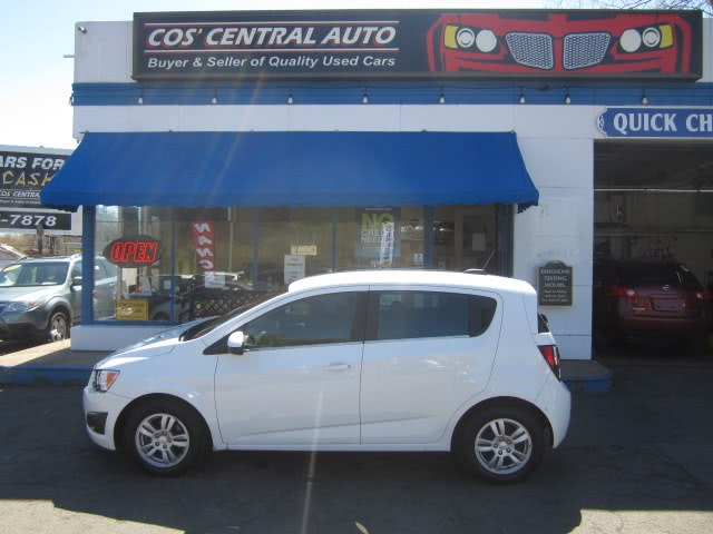 Used 2015 Chevrolet Sonic in Meriden, Connecticut | Cos Central Auto. Meriden, Connecticut