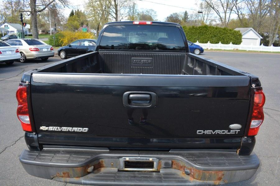 2004 Chevrolet Silverado 2500HD Ext Cab 143.5