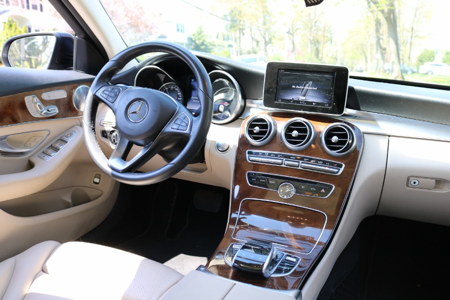 2015 Mercedes-Benz C-Class 4dr Sdn C300 Luxury 4MATIC, available for sale in Bronx, New York | On The Road Automotive Group Inc. Bronx, New York