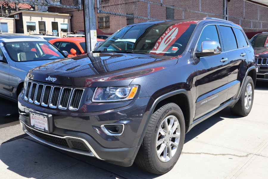 Used Jeep Grand Cherokee 4WD 4dr Limited 2015 | Hillside Auto Mall Inc.. Jamaica, New York