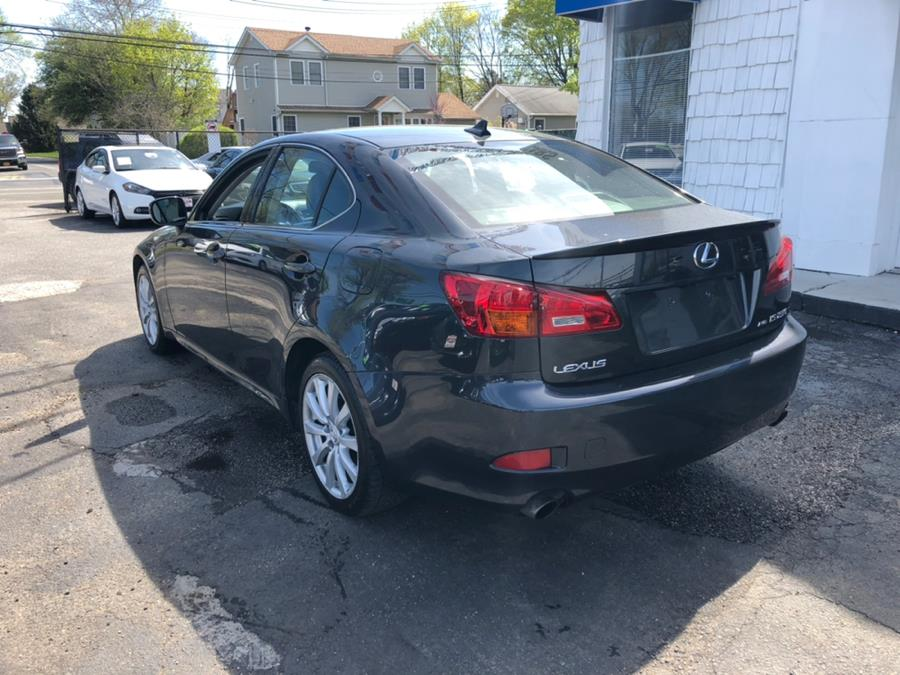 2008 Lexus IS 250 4dr Sport Sdn Auto AWD, available for sale in Lindenhurst, New York   Rite Cars, Inc. Lindenhurst, New York