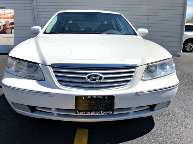 2007 Hyundai Azera Limited, available for sale in Forestville, Maryland | Valentine Motor Company. Forestville, Maryland