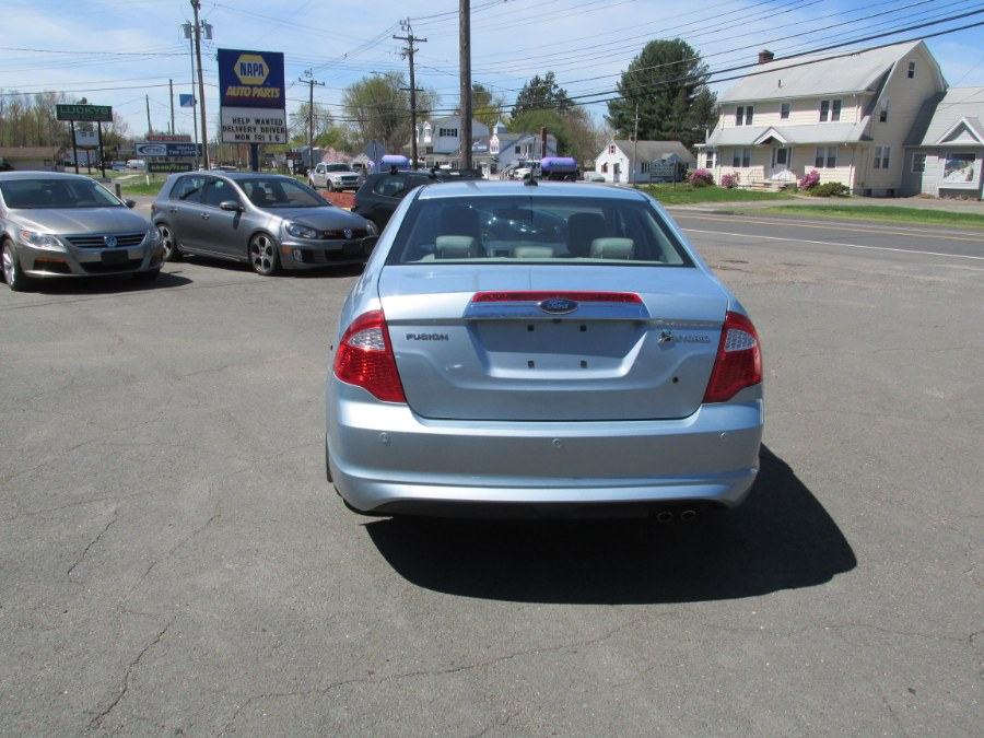 2010 Ford Fusion 4dr Sdn Hybrid FWD, available for sale in Vernon , Connecticut   Auto Care Motors. Vernon , Connecticut