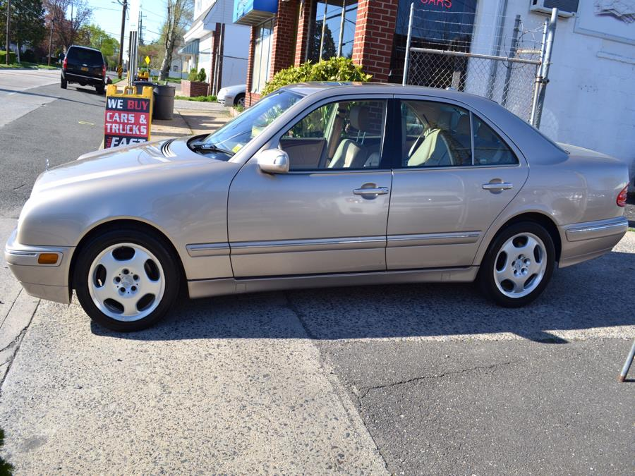 2002 Mercedes-Benz E-Class 4dr Sdn 4.3L, available for sale in Baldwin, New York | Carmoney Auto Sales. Baldwin, New York