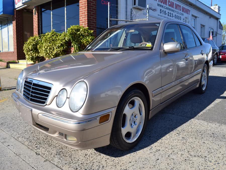 2002 Mercedes-Benz E-Class 4dr Sdn 4.3L, available for sale in Baldwin, NY