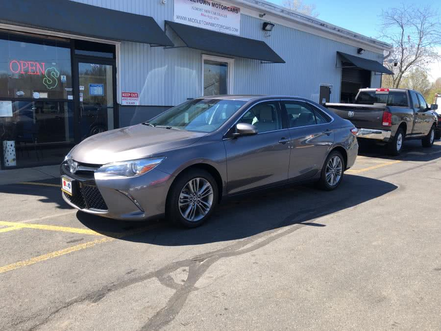 Used 2016 Toyota Camry in Middletown, Connecticut | Middletown Motorcars. Middletown, Connecticut