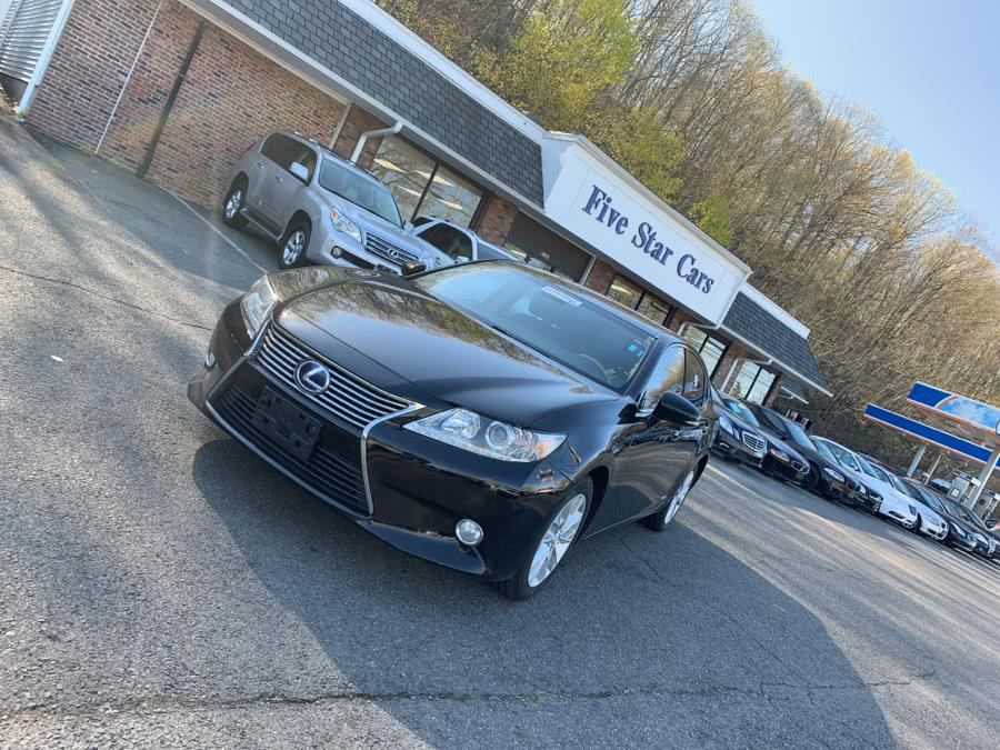 Used Lexus ES 300h 4dr Sdn Hybrid 2013 | Five Star Cars LLC. Meriden, Connecticut