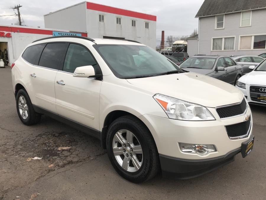 2012 Chevrolet Traverse AWD 4dr LT w/2LT, available for sale in West Hartford, Connecticut | Auto Store. West Hartford, Connecticut